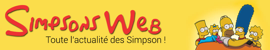 Logo Simpsons Web