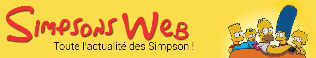 Logo Simpsons Web