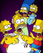 Carte Promo : Treehouse of Horror XII (Simpson Horror Show XII)